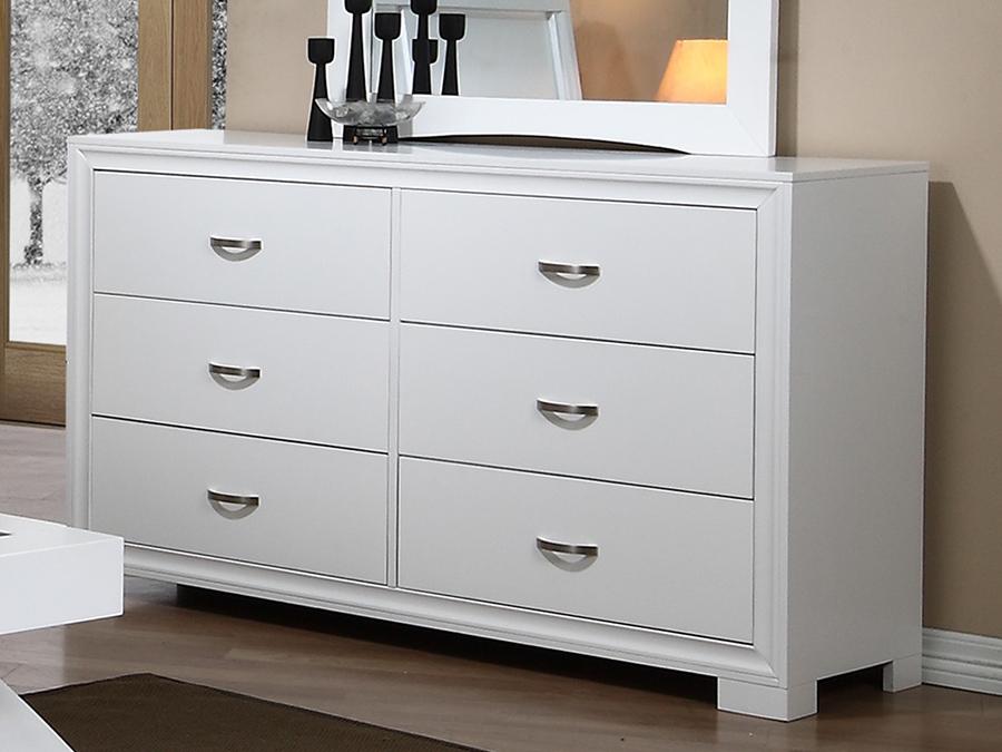Raven white dresser for White media chest for bedroom