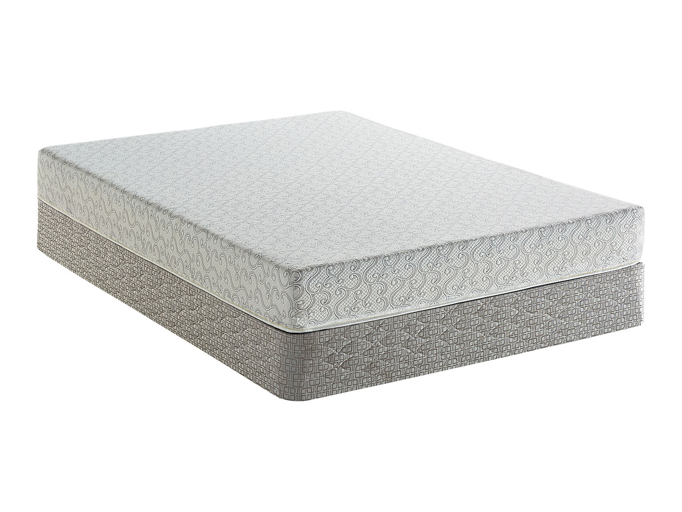 Armstrong Sertapedic Gel Memory Foam Full Mattress