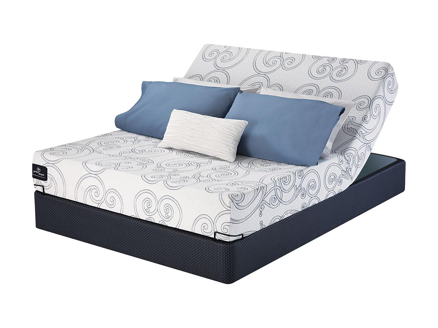 Leland Perfect Sleeper Memory Foam Queen Mattress