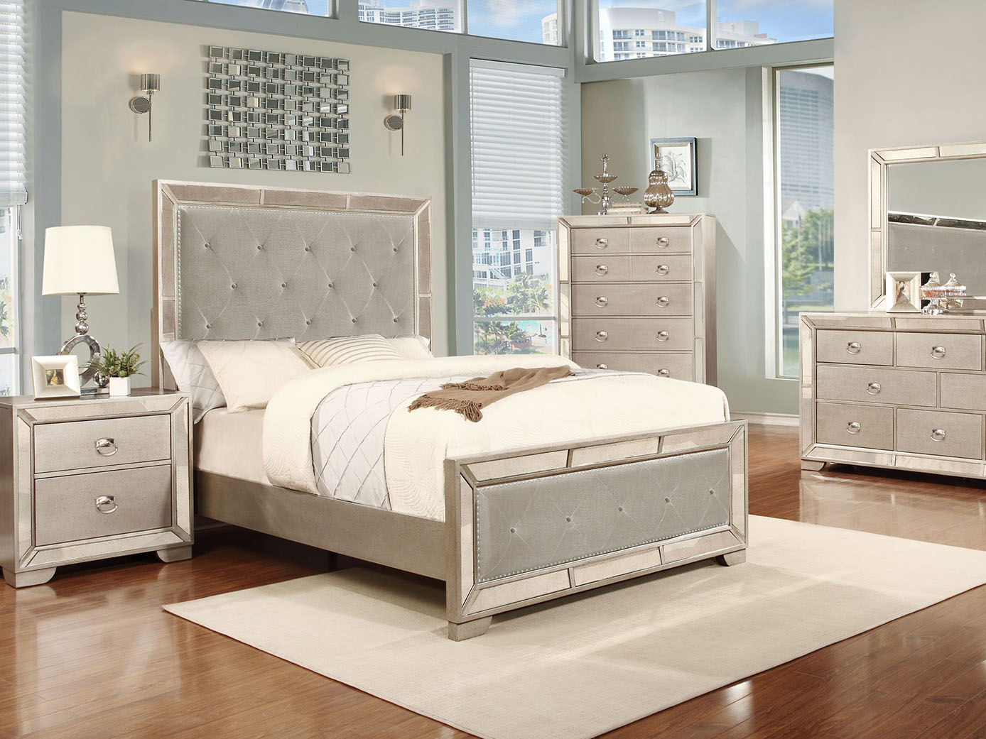 Rana Furniture Bedroom Sets Night Stands