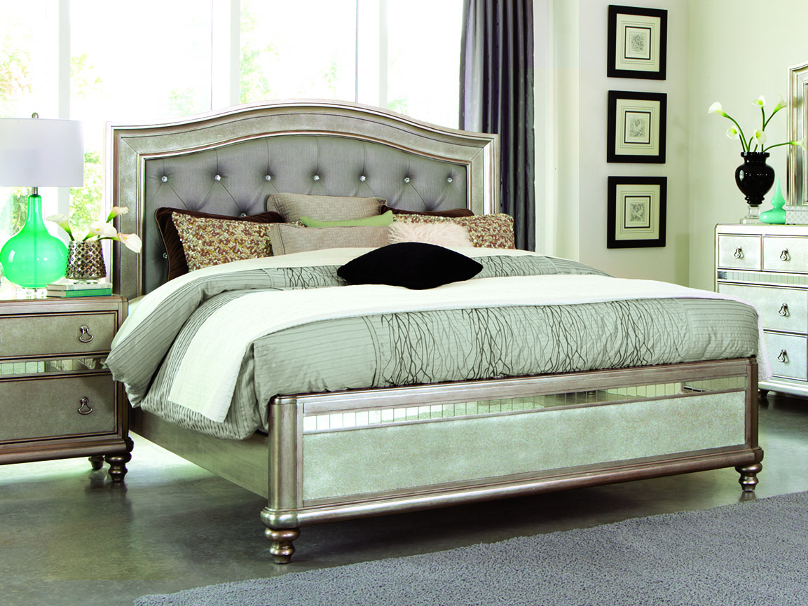 Rana Furniture Bedroom Sets Ocean Pearl Queen Bed