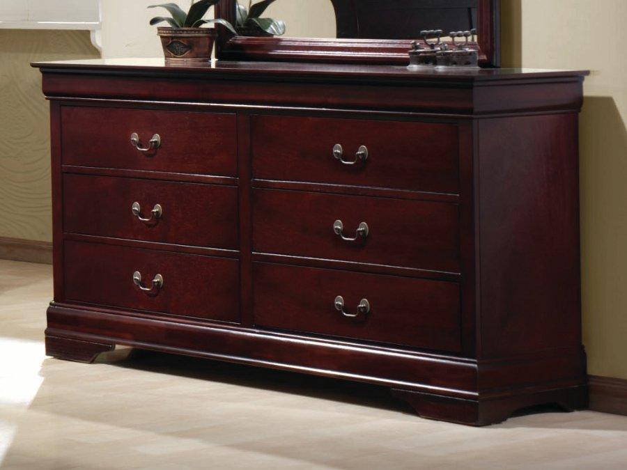 Louis Philippe Cherry Dresser