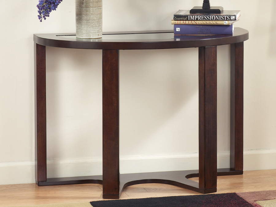 Marion round coffee table with 4 backless stools for Round cocktail table with stools